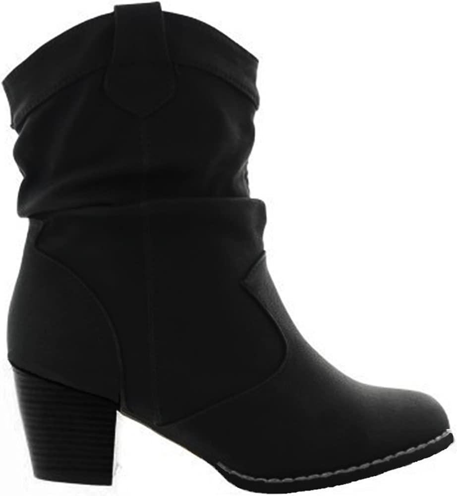 King of Shoes Botines Cowboy Western Botas Boots Avispas Botas Zapatos 37