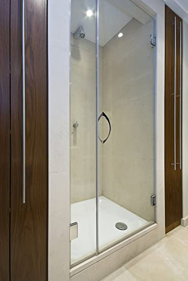 24x78 all glass shower door with chrome handles and hinges 24quotx78quot all glass shower door with chrome planetlyrics Image collections