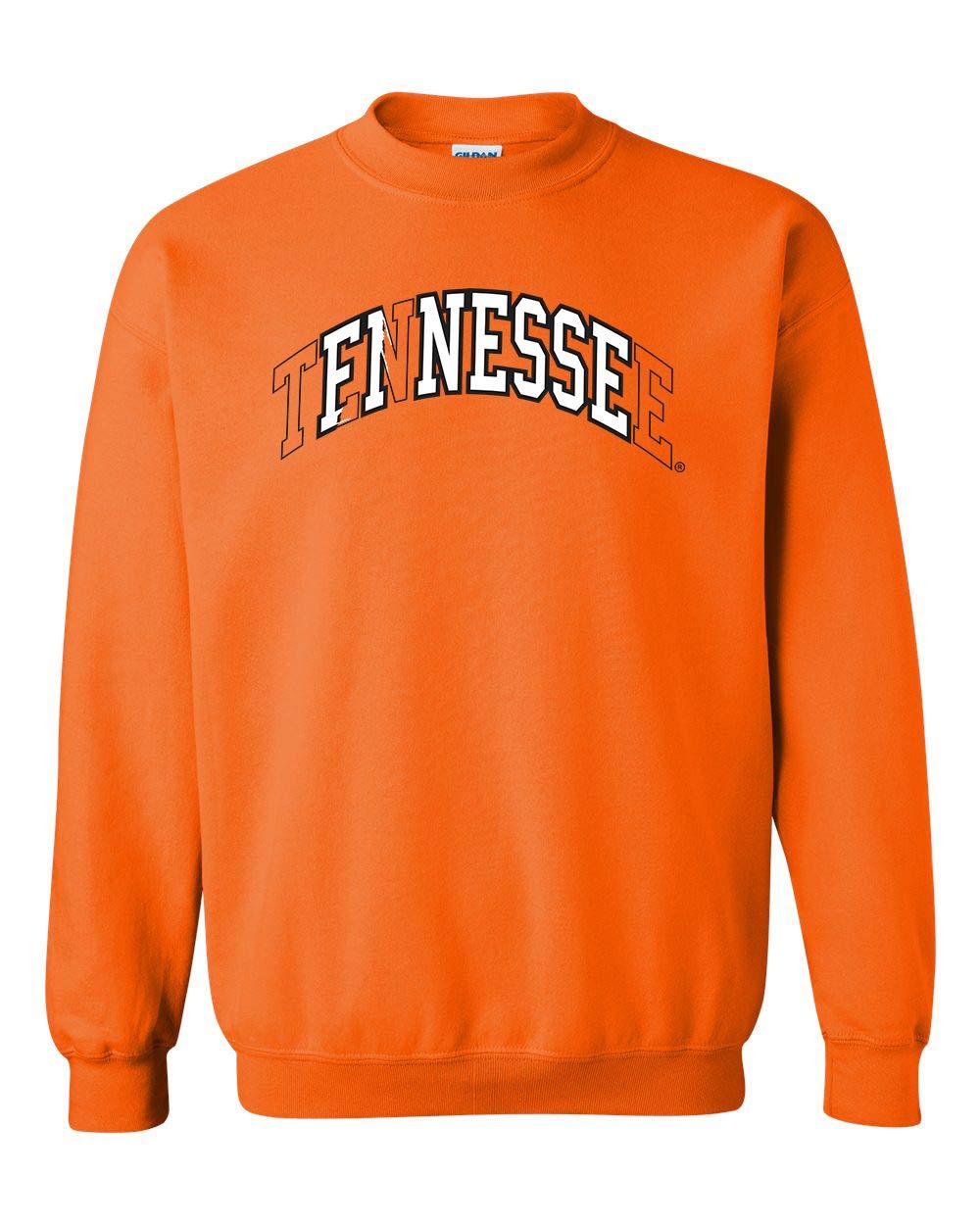Ameritrends Finesse Tennessee S Crewneck Drake New Orange Shirts