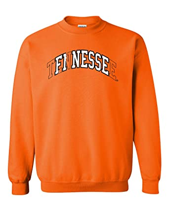 15edda2363 Ameritrends Finesse Tennessee Men s Crewneck Sweatshirt Drake New - Orange  (XXX-Large)