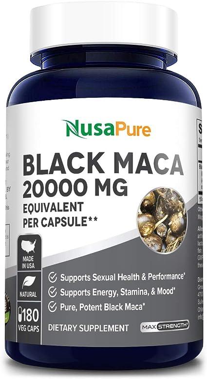 Lepidium meyenii 10000 MACA BLACK Peruvian Ginseng seeds