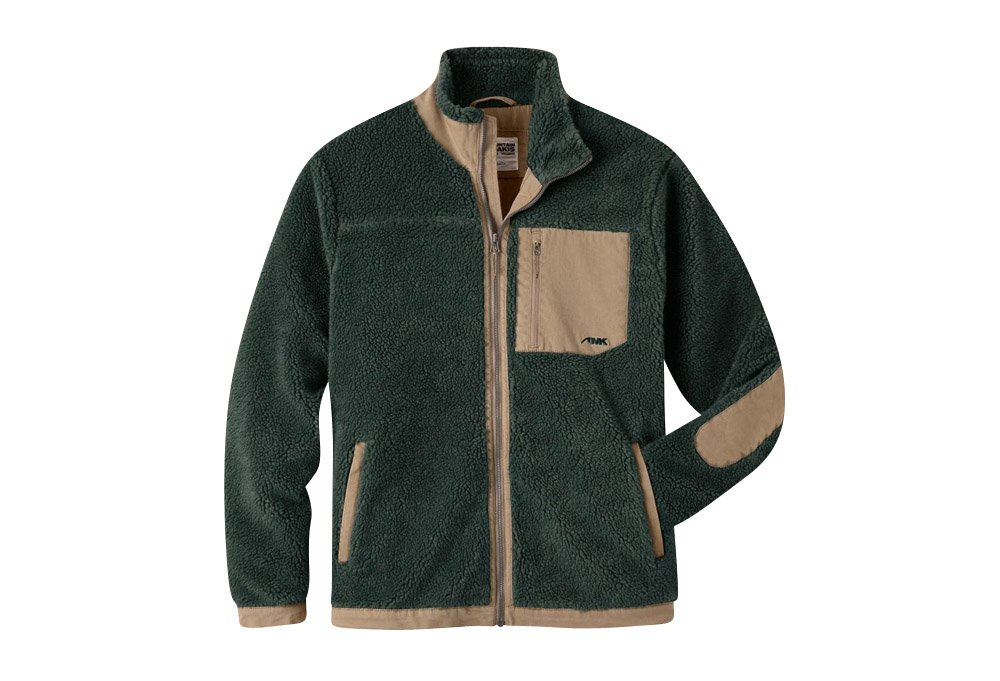 Mountain Khakis Fourteener Fleece Jacket - Men's - Wintergreen, x-Large