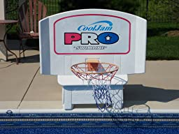 Swimline 9195m Super Wide 44 Cool Jam Pro Poolside Basketball Toys Games