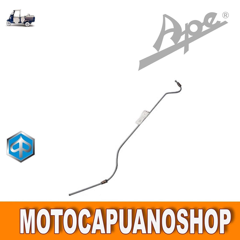174526 TUBO FRENO POSTERIORE APE 50 CILINDRETTO TRIANGOLO Destro MotoCapuano 151781660459