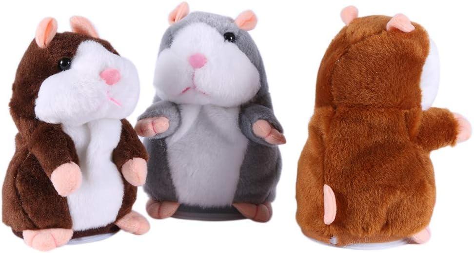 Balai Sprechender Hamster wiederholt, was Sie Sagen