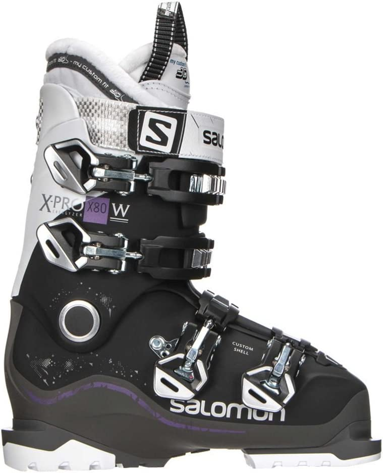 SALOMON Damen Ski Stiefel X Pro X80 Cs Skistiefel: Nymb2