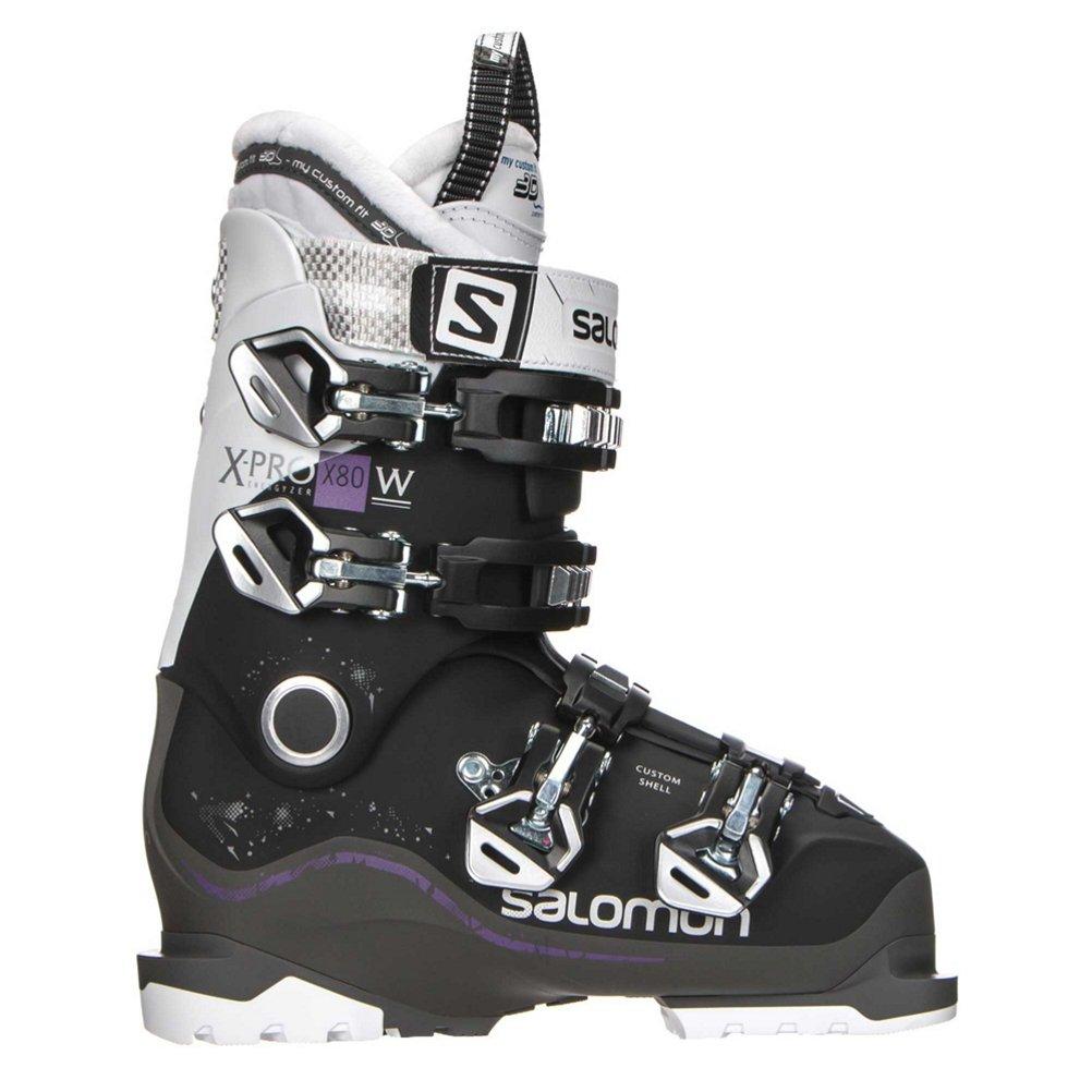 SALOMON X PRO X80 W Dames Ski Chaussures 23.5 Shell Coupe