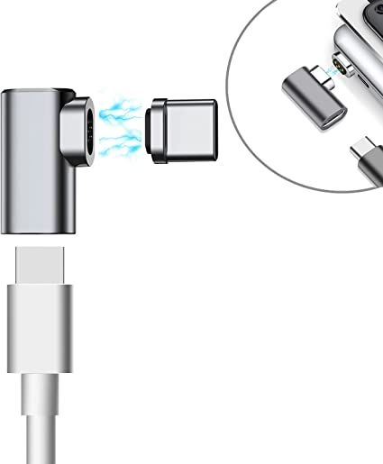 Amazon.com: Adaptador de cargador USB C, dreamvasion 90 ...