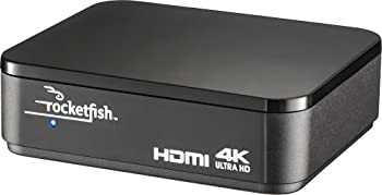 RocketFish HDMI 2-Output Splitter 18GBPS 4k Ultra HD