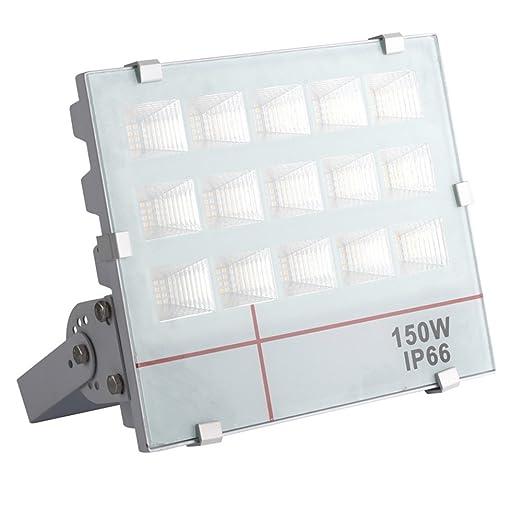 2 opinioni per MCTECH 150W LED faretto faro esterno faro luce di inondazione giardino cortile