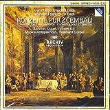 Cpe & W Bach -Cto 2 Clavecins