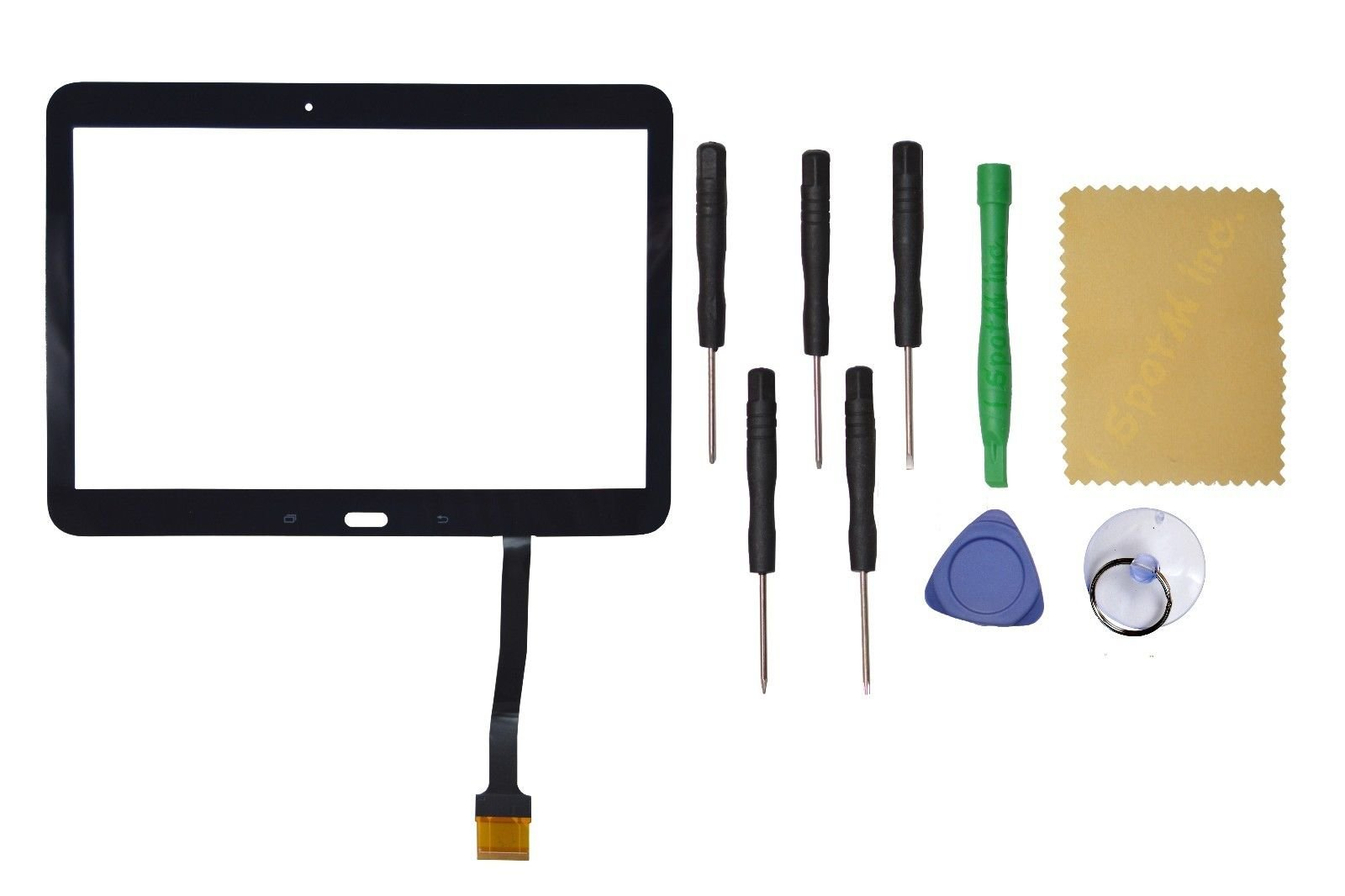 Black Touch Screen Digitizer Replacement for Samsung Galaxy TAB 4 10.1'' SM-T530NU
