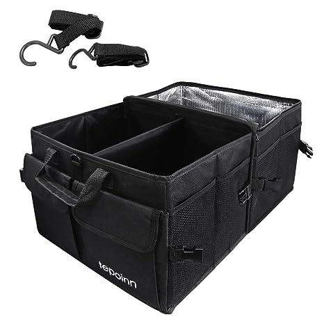 Amazon.com: Tepoinn - Organizador de maletero para coche con ...