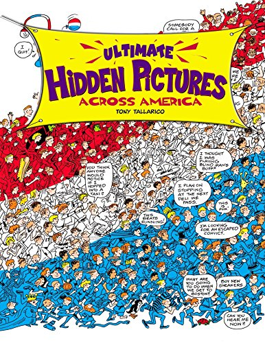 Ultimate Hidden Pictures: Across America (America Of Pictures Mall)