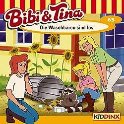Die Waschbären sind los (Bibi und Tina 63)