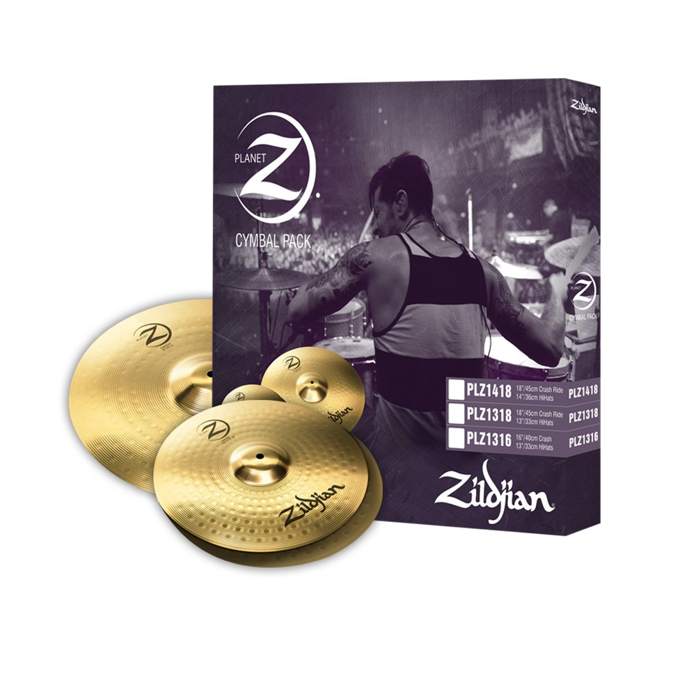 ZILDJIAN K CUSTOM Special Dry 14 and 18-Inch PLZ1418