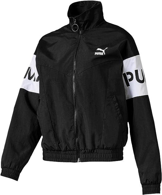Puma XTG W Chaqueta de chándal Puma Black: Amazon.es: Ropa y ...