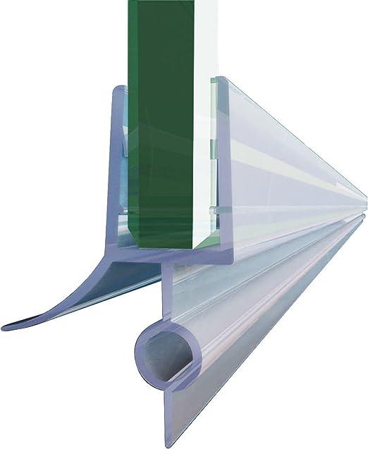 Sunny Shower Frameless Shower Door Sweep For 1 4 Glass 28 Length
