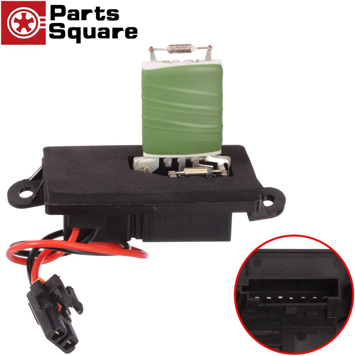 Car Parts for GMC Chevrolet Car HVAC Heater Blower Motor Resistor 89019089 New