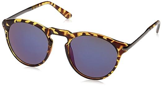 JACK & JONES Herren Sonnenbrille Jjacjones Sunglasses, Mehrfarbig (Brownie Detail:J5098-00), One size