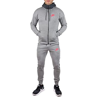 Nike Air Tracksuit in Grey ASOS  ASOS