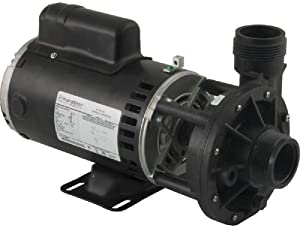 Gecko Aqua-Flo 02115000-1010 Flo-Master FMHP 1.5HP 2 Speed 115V Spa Pump