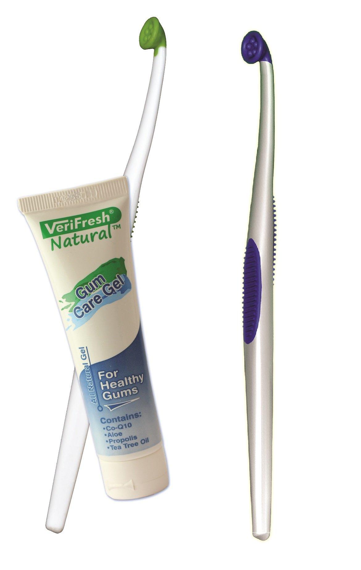 VeriFresh All Natural Gum Care Kit- Family Pack for Two