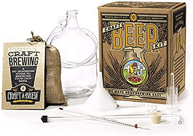 Home Brewing Beer Gift