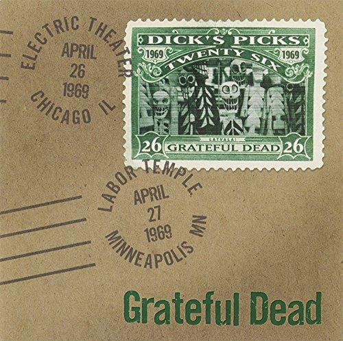 Price comparison product image Dick's Picks Vol. 26 - 4/26/69 Electric Theater, Chicago, IL 4/27/69 Labor Temple, Minneapolis, MN