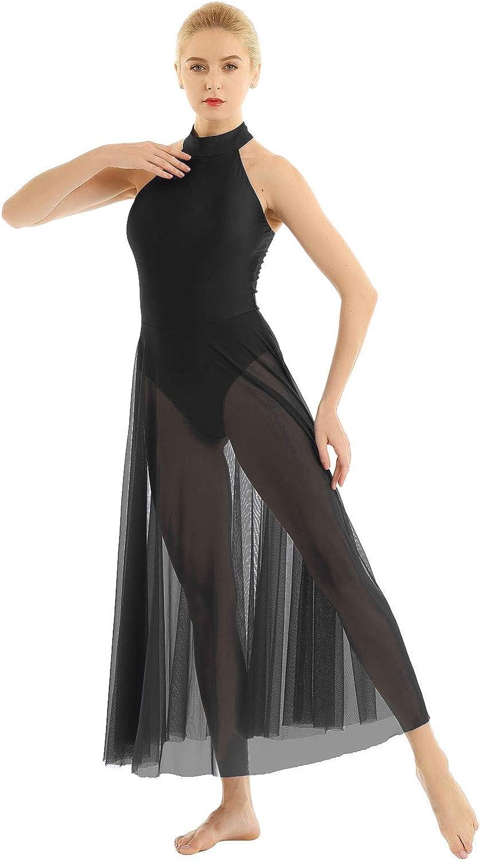 Multi Color Adult Ballet//Contemporary//Lyrical Camisole Dress Dance Costume