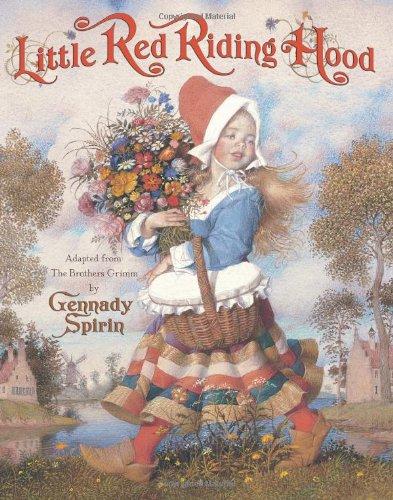 Little Red Riding Hood Hardcover – September 1, 2010
