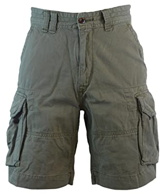 Polo Ralph Lauren Men's Gellar Fatigue Cargo Shorts | Amazon.com