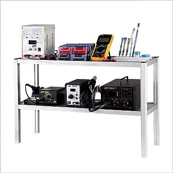 SATKIT Banco trabajo para mesa herramientas electronica: Amazon.es ...