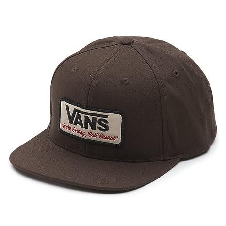 c0ade9ed Vans Men's Rowley Snapback Hat Cap