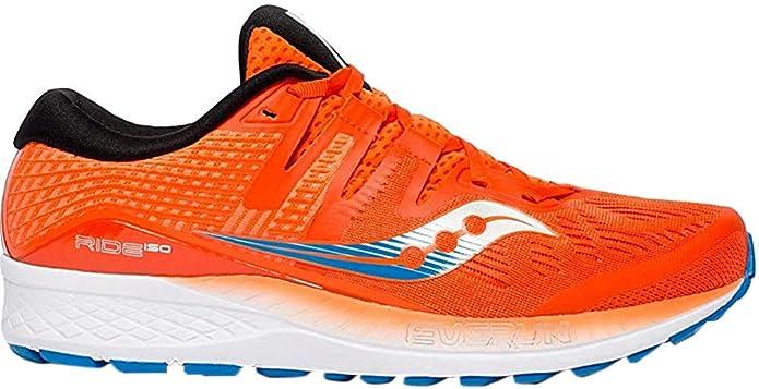 Saucony Ride ISO, Zapatillas de Running para Hombre, Naranja ...