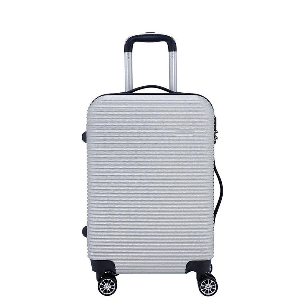 軽量スーツケース ABSユニバーサルホイールプルロッドボックス20インチトラベルバッグと荷物の場合 旅行スーツケース B07SG83JTT