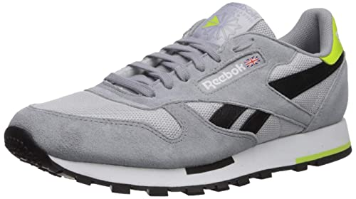 reebok classic leather homme lime
