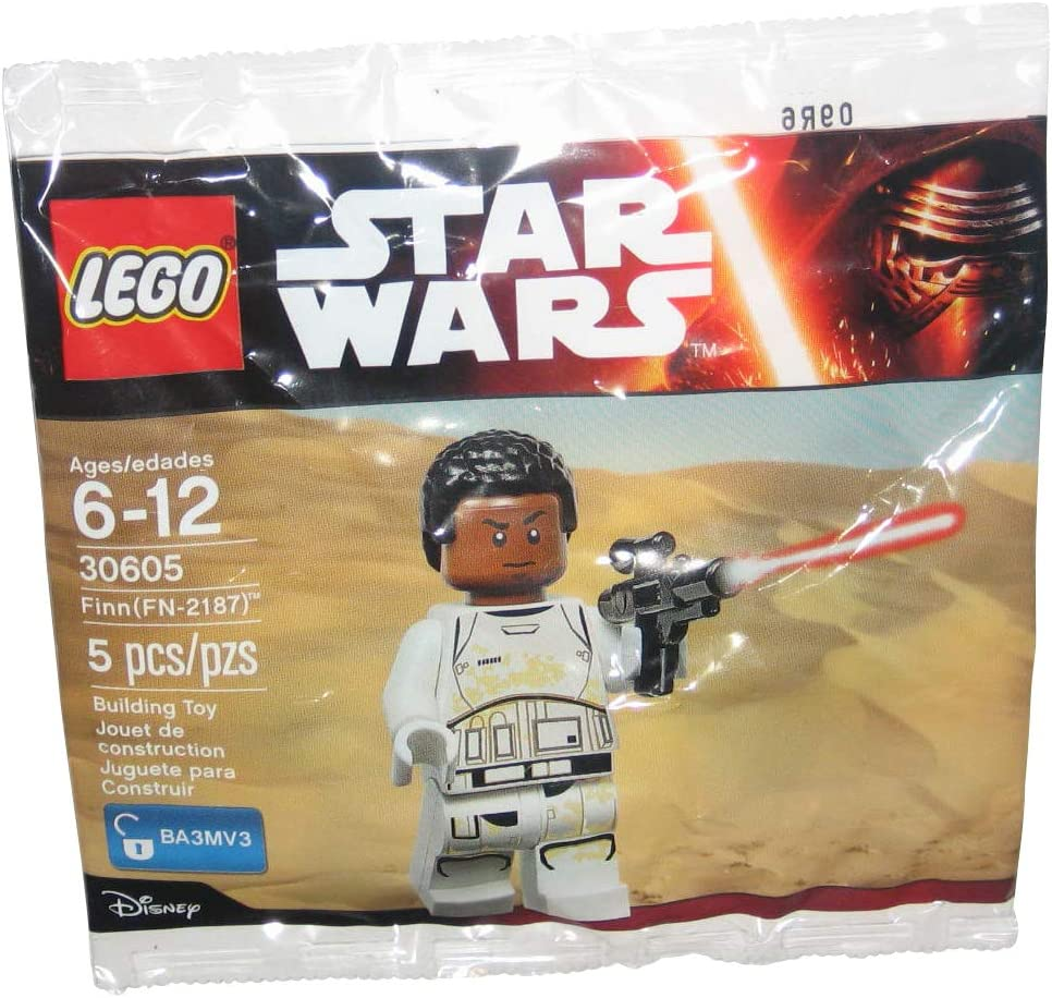 LEGO 30605 Star Wars Finn Minifigure Polybag