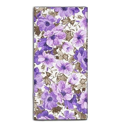 MeiMei2 - Ropa de Lavado de Platos, diseño de Flores, para Limpieza Facial,