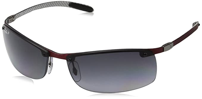 Amazon.com: Ray Ban anteojos de sol RB 8305 RB8305 142/T3 ...