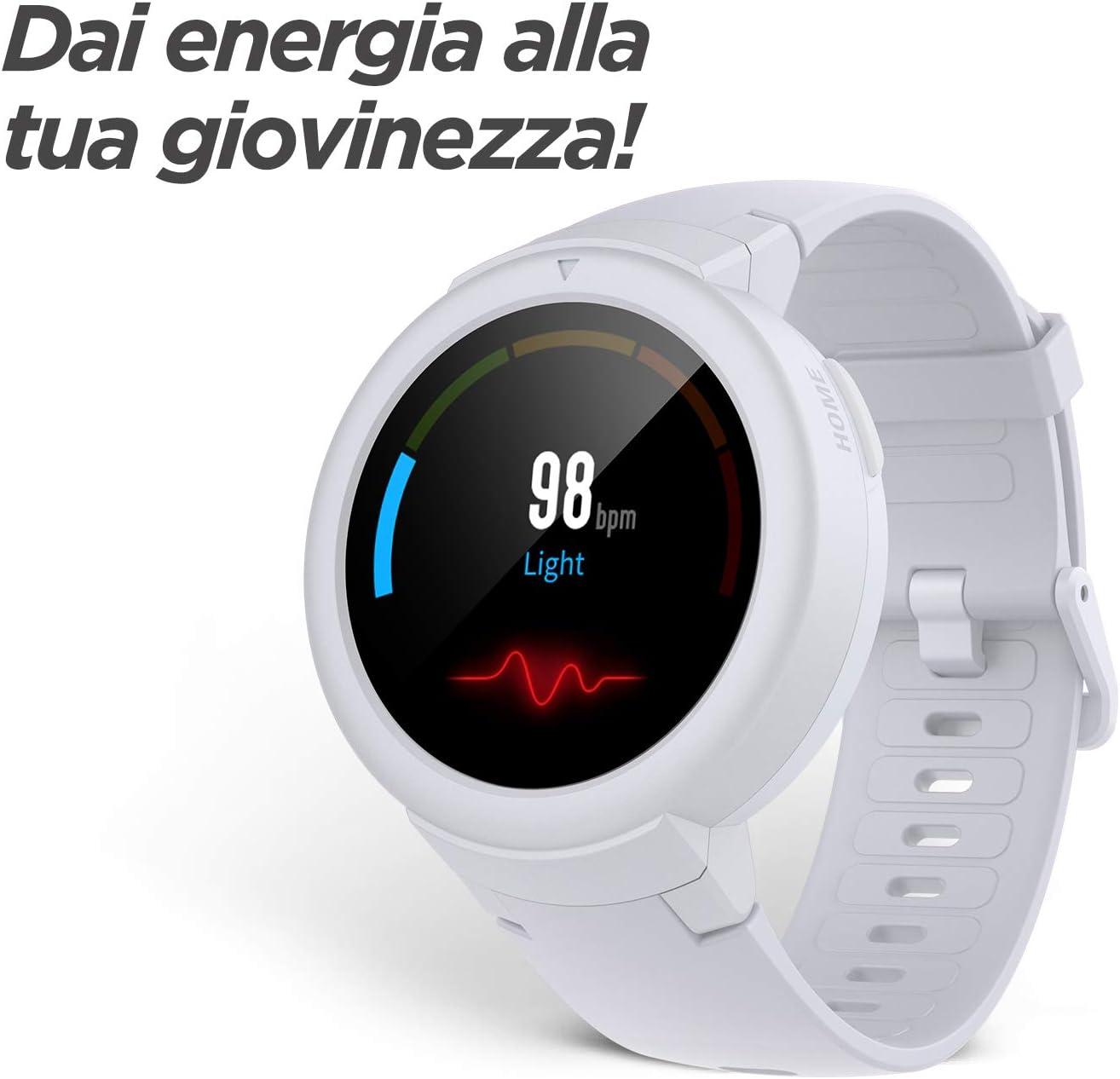 Amazfit Verge Lite Smartwatch, Fitness Tracker,Long Battery Life ...
