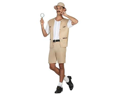 Atosa déguisement explorateur taille m l amazon