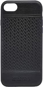 Polo Chevron Protective Case for Apple iPhone 7 Plus, Black