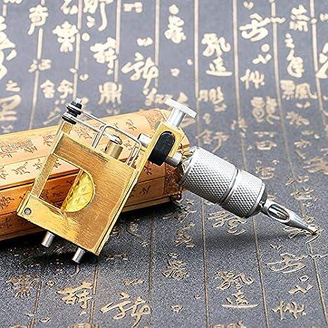 ningbao651 One PCS Tattoo Rotary Pen Hybrid Permanent Makeup Tattoo Machine Strong Quiet Motor Supply