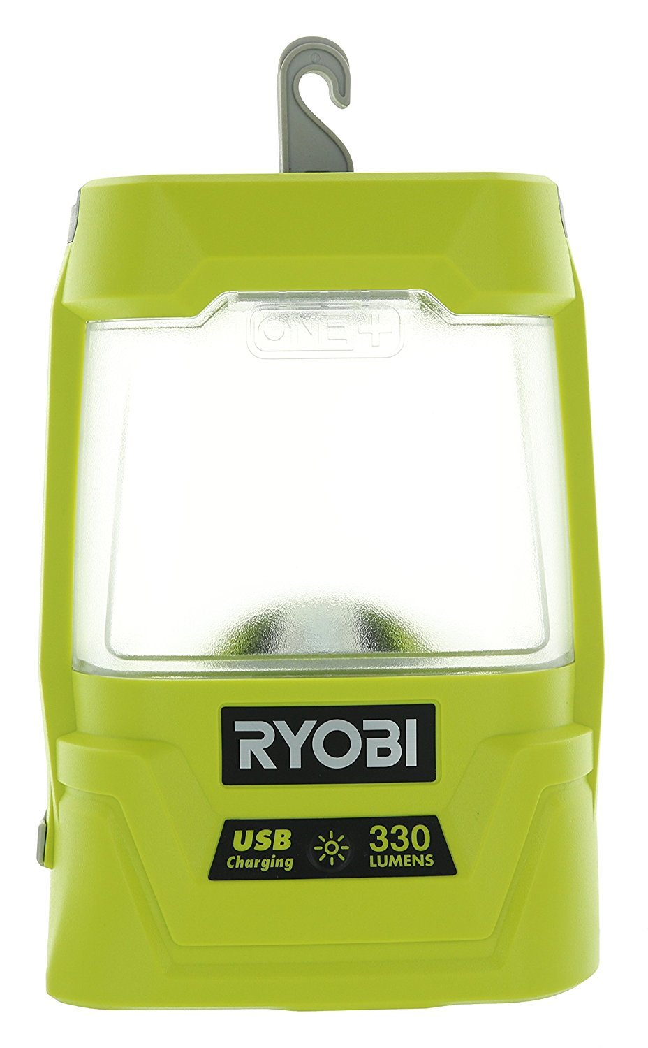 Battery and Charger Not Included Hexity  Ryobi P704 ,Hexity v20 2 Pack 18v One+ Lithium Ion Work Light