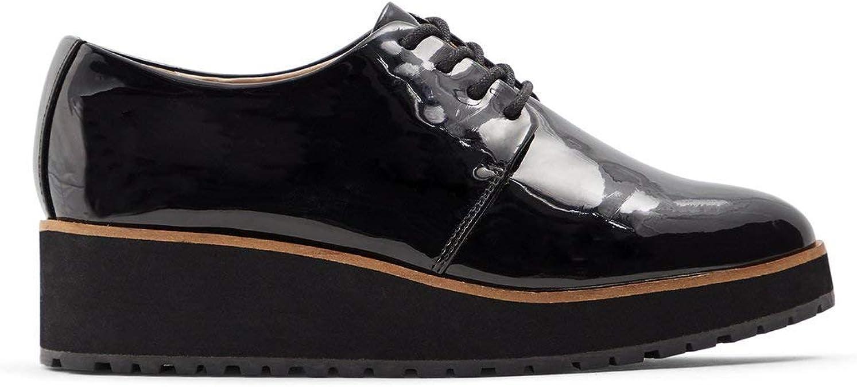 Lovirede Oxford Wedge Shoes Flat