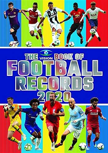 The Vision Book of Football Records 2020 (Villa Crystal Aston)
