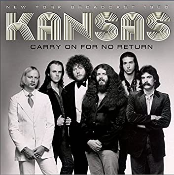 amazon carry on for no return kansas 輸入盤 音楽