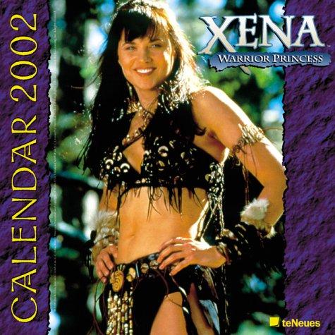 Kalender, Xena, Warrior Princess, Broschürenkalender