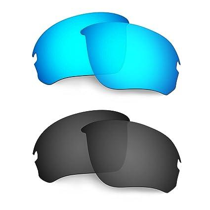 HKUCO Mens Replacement Lenses For HmgX5qxjgz Flak Draft Red/Emerald Green Sunglasses 5hIwv